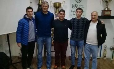 Diego Yaworski es nuevo técnico de la Selección Sub 15 de San Nicolás