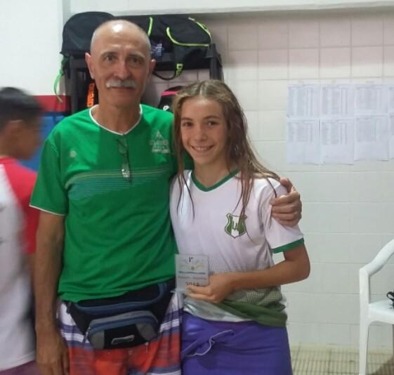 Catalina Oviedo fue convocada a la Selección Nacional