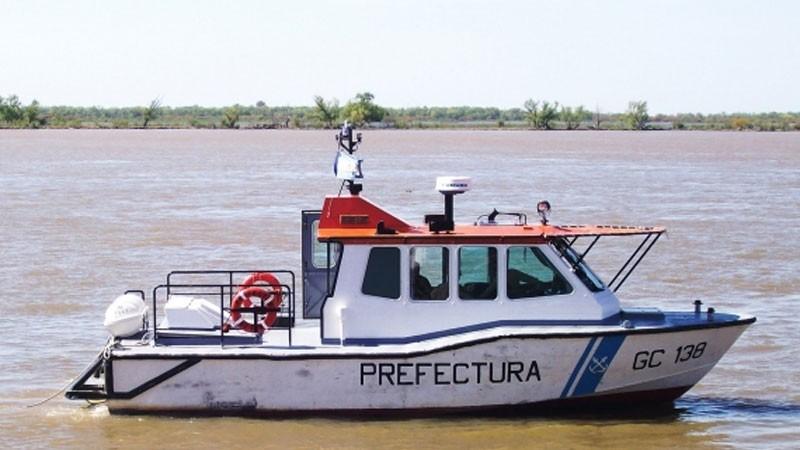 Prefectura confirmó que fue hallado el cuerpo del joven que era buscado en el Paraná