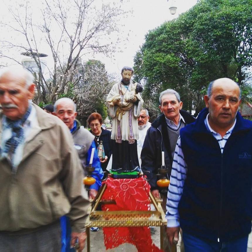 Se espera una importante concurrencia de feligreses en la Misa de San Cayetano