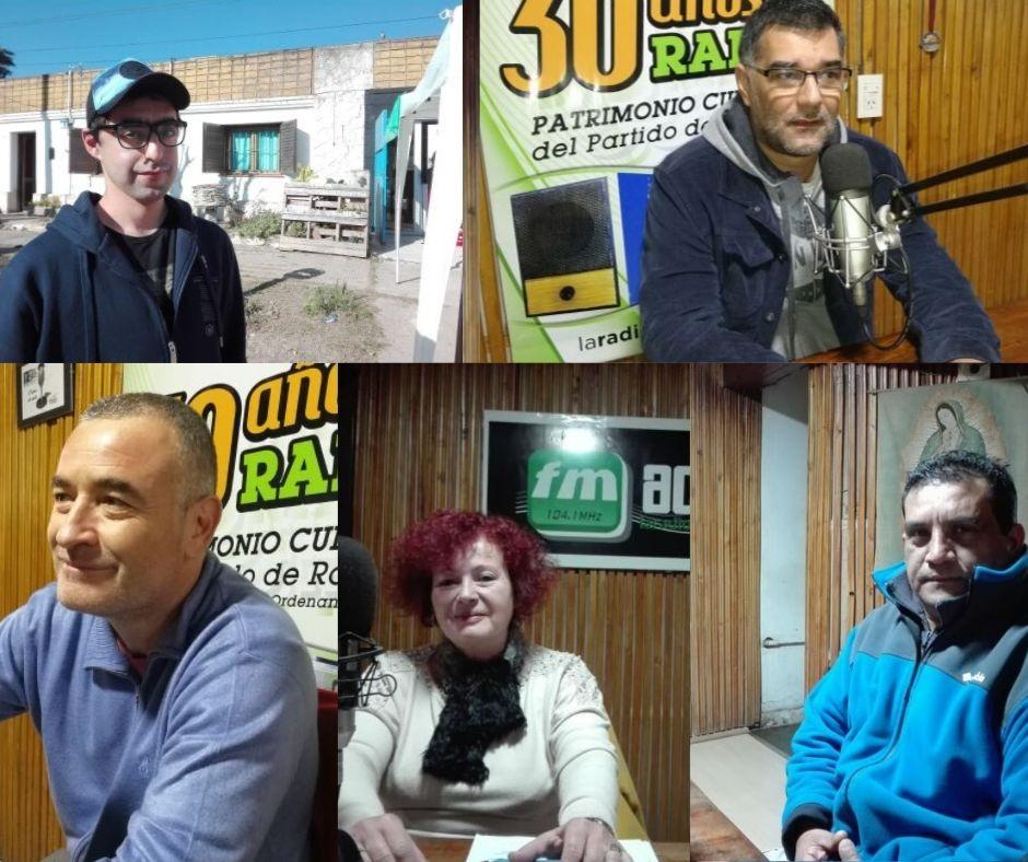 PASO Ramallo: cinco precandidatos buscan alcanzar el piso para poder estar en los comicios de octubre