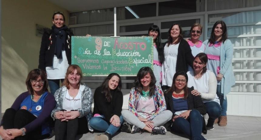 Múltiples actividades se realizaron en la semana de la Educación Especial