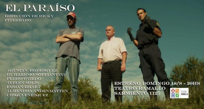 Se estrena el cortometraje 'El Paraíso'