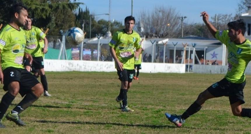 Los Andes ganó y es el puntero del torneo Clausura También ganaron Defensores y Matienzo
