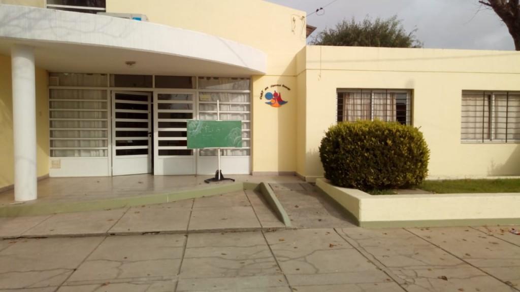 """Centro de Atención Temprana Nº 1 """"Florencio Escardó"""" Ramallo."""