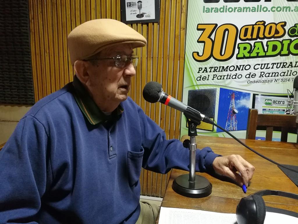 Profundo Pesar: falleció el maestro