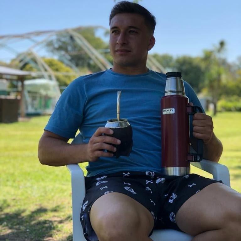 Entrevista a Alex Giménez