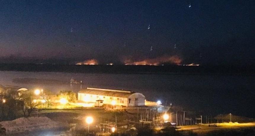 El municipio se presentó en la justicia como querellante por la quema en las islas