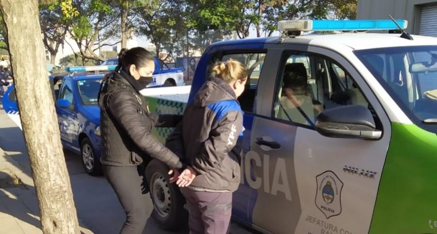 Dieciséis allanamientos y ocho detenciones