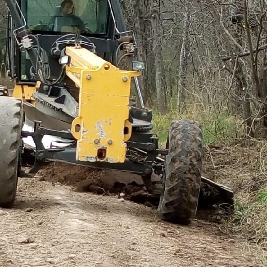 Recorrida por los caminos rurales