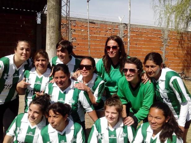 Actividades en el Club Los Andes