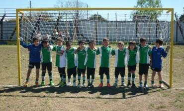 Fútbol Infantil Club Los Andes