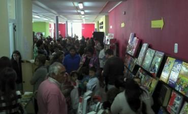 Este viernes Feria del libro en El Paraiso