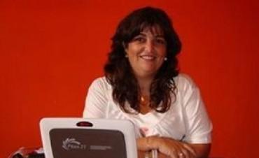 Se accidentó Araceli Natalucci