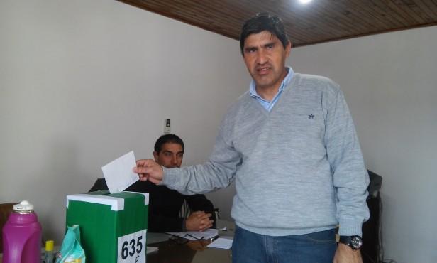 """Adrián Lescano """"Esta respuesta de los afiliados implica un compromiso mayor para los próximos años"""""""