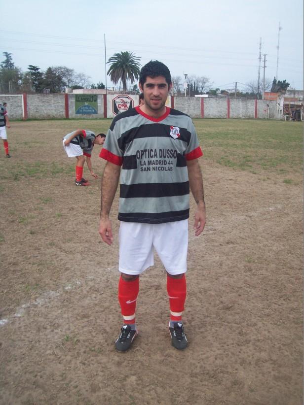 """Matienzo goleó a Los Andes 4 a 1 por la quinta fecha del torneo Clausura """"Gastón Merello"""""""