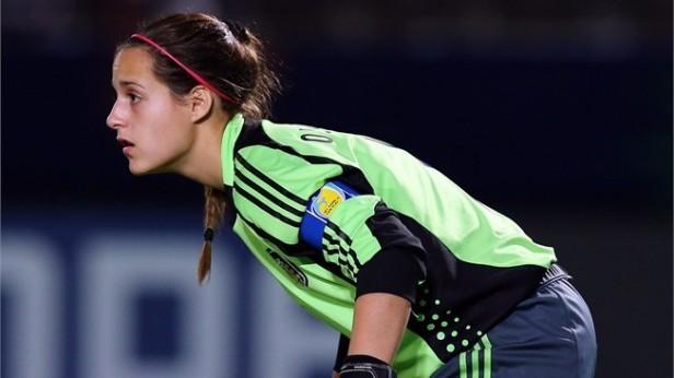 Laurina Oliveros en Chile: