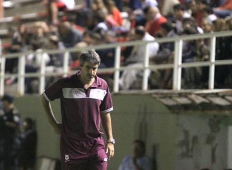 """Gabriel Gómez: """"Vamos a dar pelea hasta el final"""""""