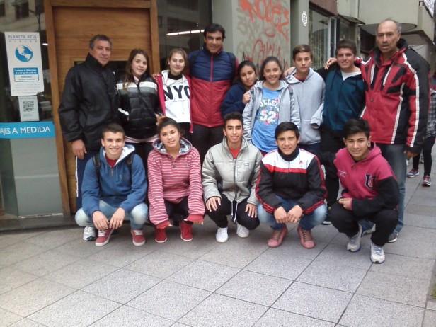Ramallo listo para disputar la final de los Juegos Buenos Aires  en Mar del Plata