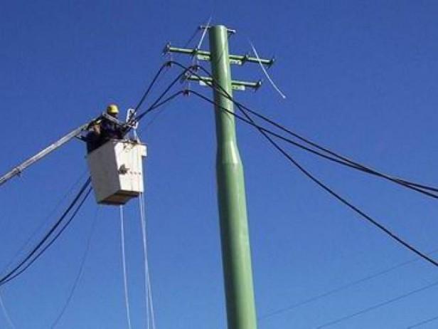 Corte de energia por Mantenimiento