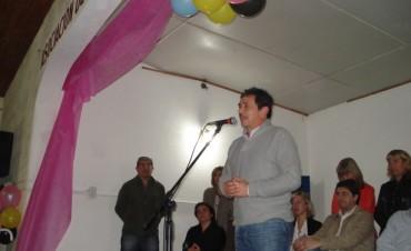 """Marcelo Di Leo """"Ojala los nicoleños podamos tener alguna vez un Intendente como Santalla"""""""