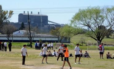 Primeras semanas de los Torneos Intercolegiales Ternium Siderar