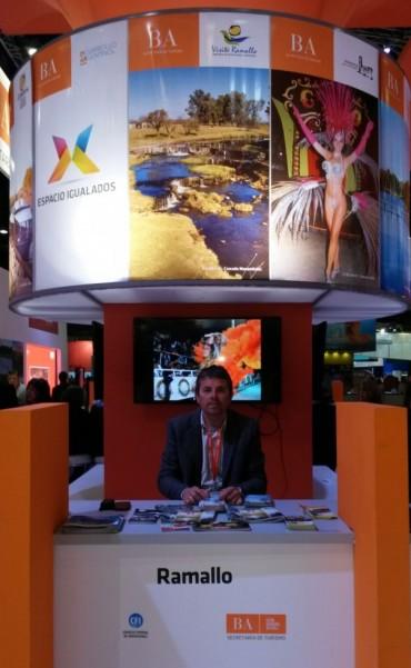 Ramallo participa de la Feria Internacional de Turismo