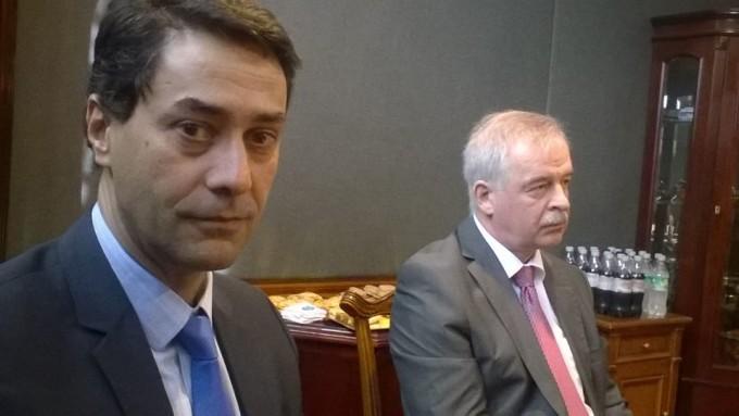 """Misiano """"Nos sentimos siempre muy acompañados por todo el sector político, primero por Santalla y ahora por el Intendente Poletti"""""""
