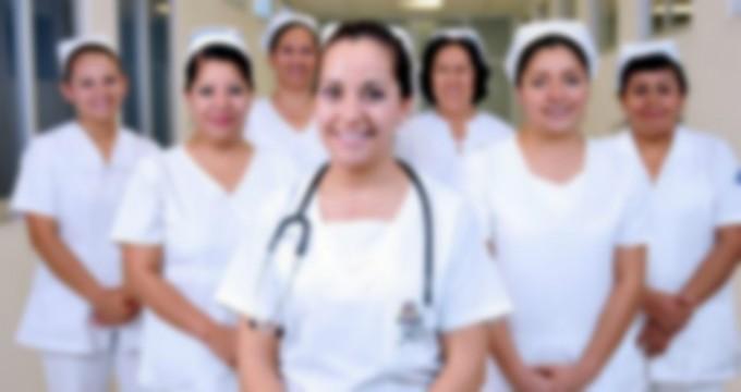 Las trabajadoras de la salud hicieron llegar su reclamo al Intendente