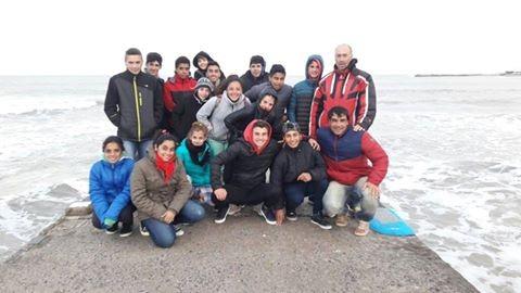 El CEF Nº 60 obtuvo ocho medallas en el Provincial de Atletismo desarrollado en Mar del Plata