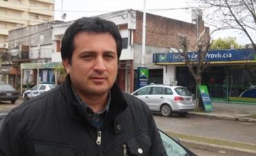 """Ariel Galarza- delegado de VGS """"De esta situación se sale adelante todos juntos"""""""