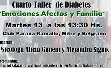 Taller de Diabetes y Nutrición