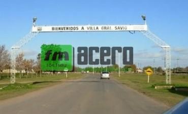 Villa General Savio: Cinco detenidos tras un robo