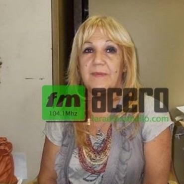 """Marta Oliveros """"Los empleados municipales estamos pasando por una situación gravísima"""""""