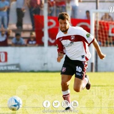 """Defensores visita a Belgrano de Santa Rosa con el """"Mago"""" Ramírez desde el inicio"""