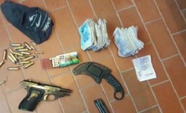 Dos ramallenses detenidos por la patrulla rural