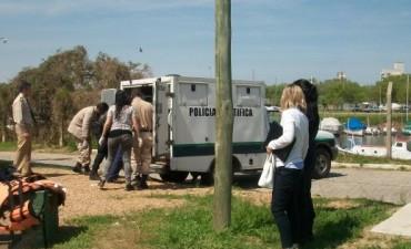 Identifican el cuerpo hallado en el Paraná