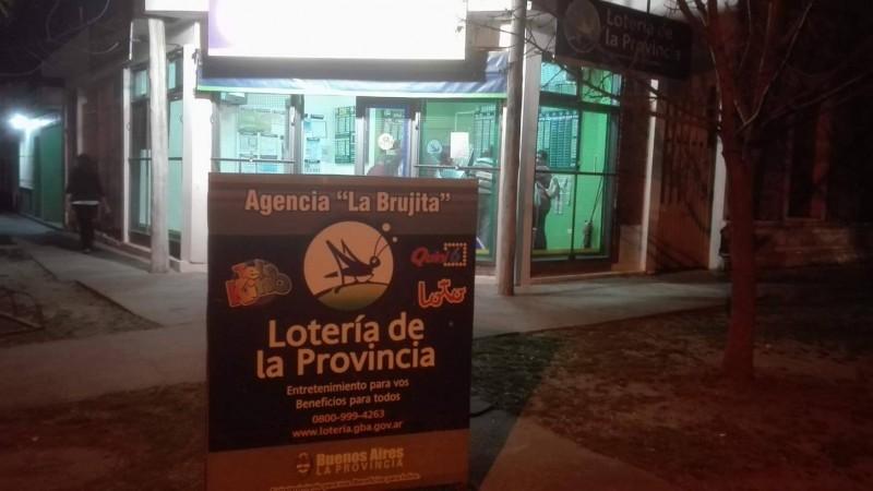 Roban en otra agencia de lotería