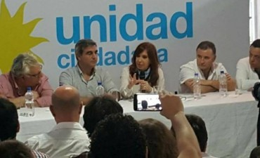 El Intendente Mauro Poletti se reunió con CFK