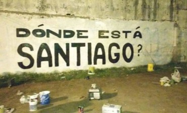 Ramallo pidió por la aparición de Santiago Maldonado