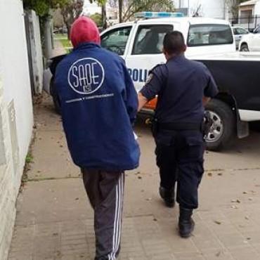 Allanamientos y detenciones