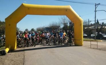 Fue un éxito total el Rural Bike de Villa General Savio