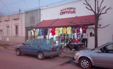 Robo en pleno centro de Villa Ramallo