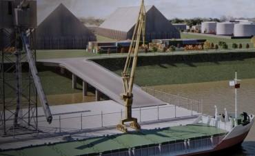 La firma PTP Group de San Nicolás busca instalar un puerto en Lima