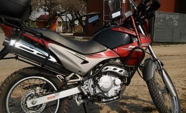 Robaron dos motos de alta cilindrada en Ramallo