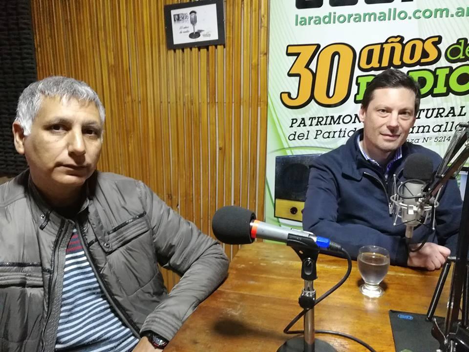 """Damelio y Giovanelli presentaron la Vecinal """"Todos Somos Ramallo"""""""