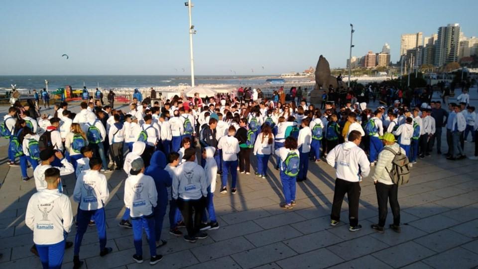 Juegos Bonaerenses: En marcha una nueva ilusión Ramallense