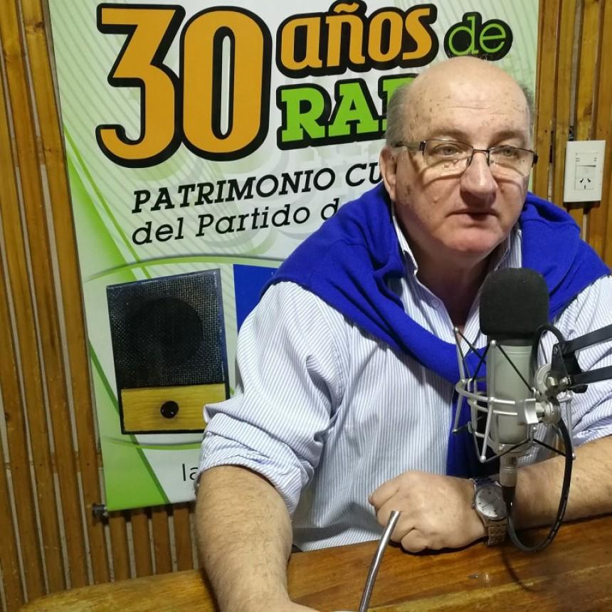 Villa Ramallo: El doctor Desposito confirmó que asume como Director de la Unidad Sanitaria
