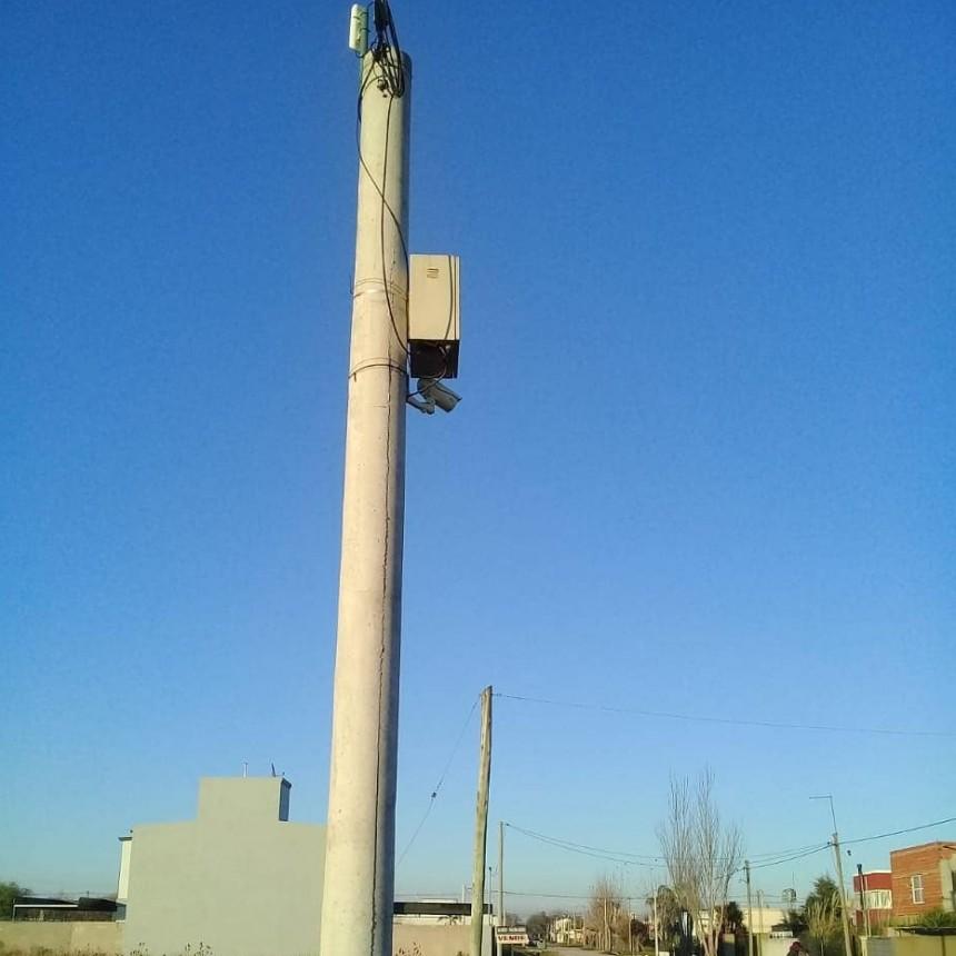 Suman cámaras al sistema de monitoreo