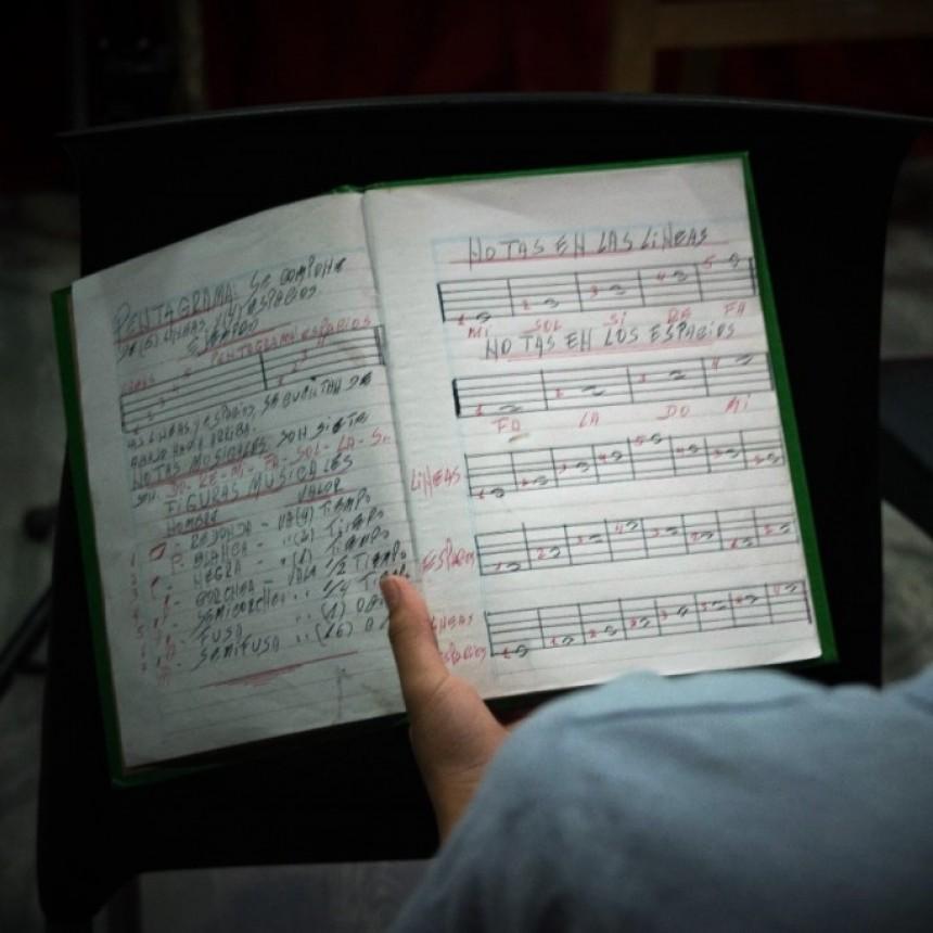 Un paso más hacia la Escuela de Música en Ramallo